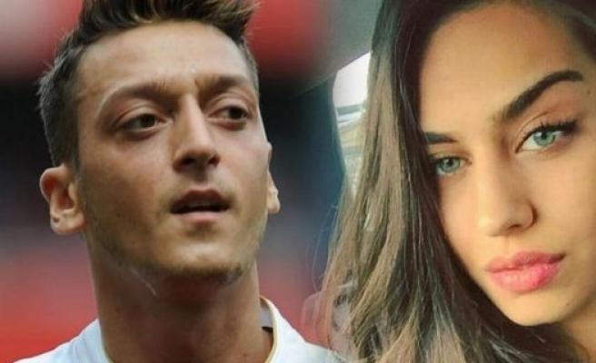 Mesut Özil Amine için Arsenal'den ayrılacak
