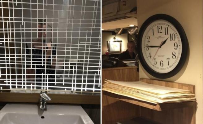Tuhaflıklarıyla Müşteri Çeken Kafelerin Ortaya Çıkardığı 7 İlginç Manzara