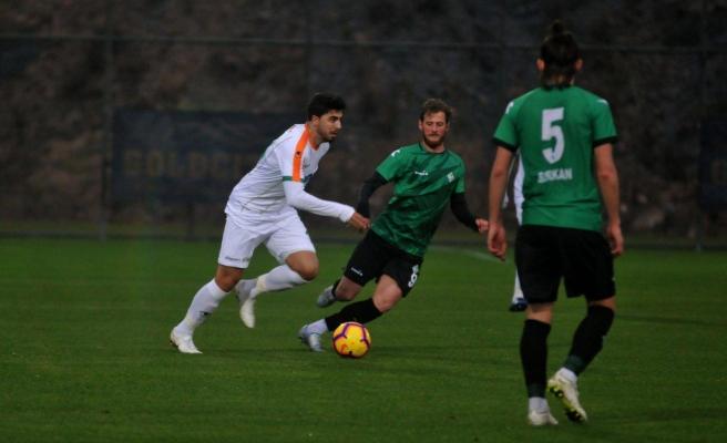 Alanyasporda Ozan Tufan ilk maçına çıktı