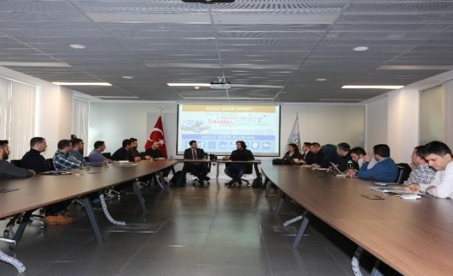 Arnavutköy Belediyesi akıllı şehir için düğmeye bastı