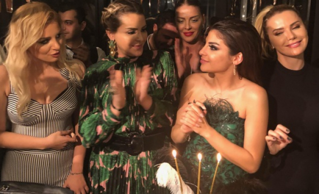Bircan Bali Yeni Yaşında Bombayı Patlattı!
