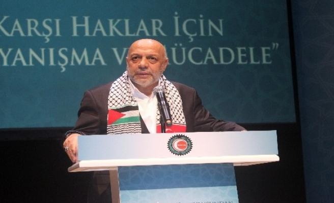 Hak-İş'ten 'Mekke'nin Fethi Filistin Kurtuluşu' programı
