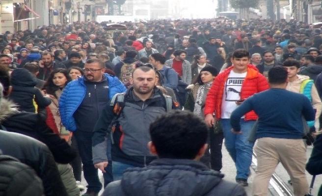 İstanbul'da 'bahar' havası