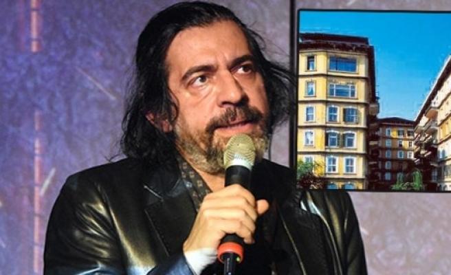 Okan Bayülgen Doğan Apartmanı'ndaki dairesini satıyor