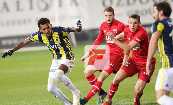 (Özet) Fenerbahçe-AZ Alkmaar maç sonucu: 3-2