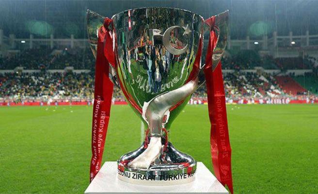 Türkiye Kupasında son 16 turu programı belli oldu