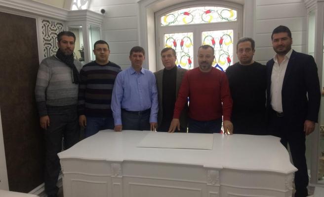 Afyonspor'un yeni başkanı Ali Şahin oldu