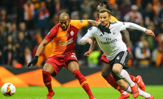Galatasaraylı Marcaonun Benfica kabusu!
