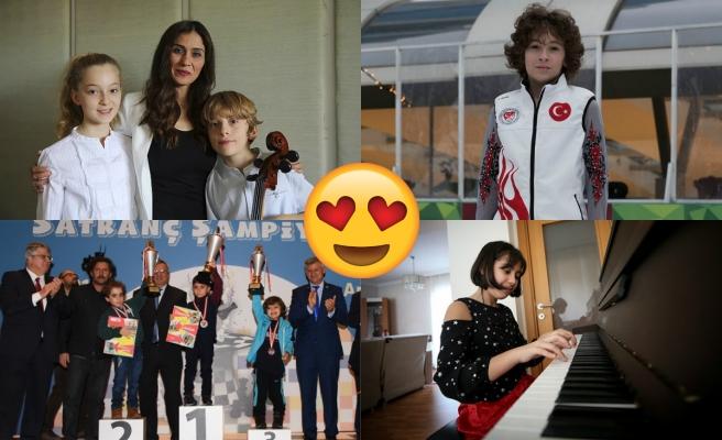 Geleceğin Yıldızları: Yakın Zamanda Başarılarıyla Bizi Gururlandıran 9 Genç Yeteneğimiz