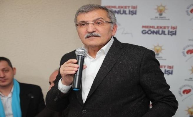 Murat Aydın: '24 saat açık yerleri belediye olarak ilk defa biz yapacağız'