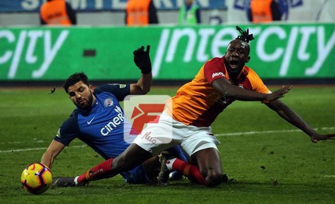 (ÖZET) Kasımpaşa-Galatasaray maç sonucu: 1-4