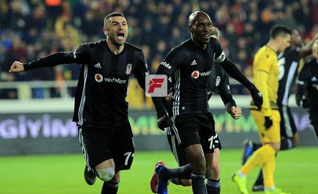 (ÖZET) Yeni Malatyaspor - Beşiktaş maç sonucu: 1-2