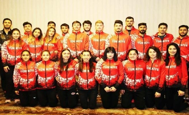 Türk atletizminin yıldızları Balkan Şampiyonası'nda birincilik peşinde