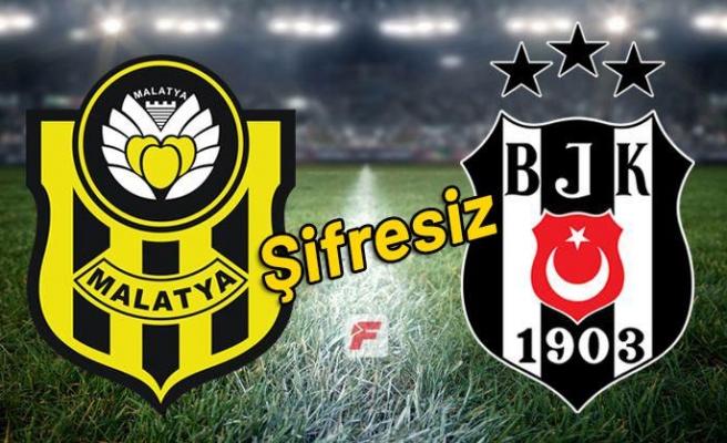 Yeni Malatyaspor - Beşiktaş maçını şifresiz canlı veren yabancı