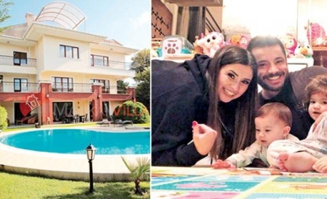 Buse Terim kızları için evini değiştiriyor