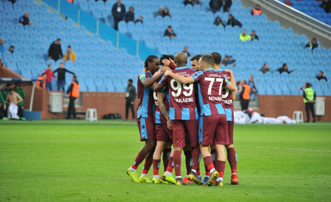Trabzonsporun hedefi Avrupa ikramiyesi