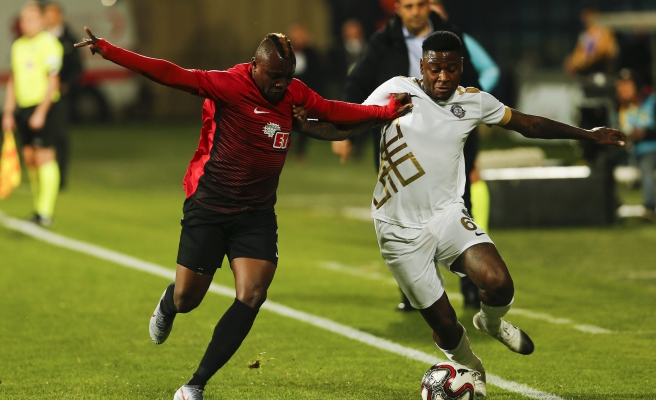Osmanlıspor-Eskişehirspor maç sonucu: 2-4