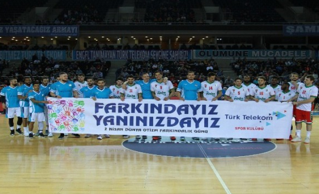 Tahincioğlu Basketbol Süper Ligi: Türk Telekom: 73 - Pınar Karşıyaka: 56