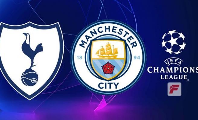 Tottenham - Manchester City maçı hangi kanalda, saat kaçta?