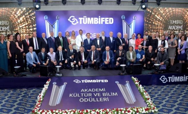 Tümbifed Akademi Ödülleri Sahiplerini Buldu.