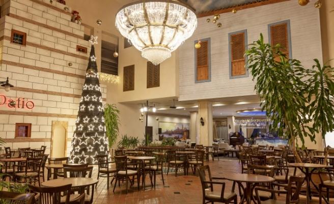 Özel Kıbrıs Dosyası, Salamis Bay Conti Resort Hotel