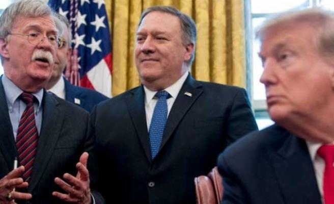 2020'de şahinsiz kabine: Trump kendi gölgesi dışında gölge istemiyor