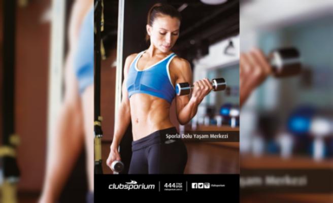 Club Sporium Reklam Sayfası