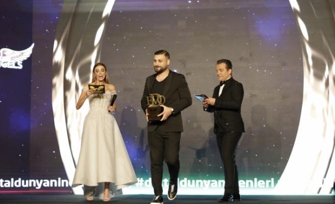 Yılın en iyi iç mimarı: Murat Karadağ seçildi.