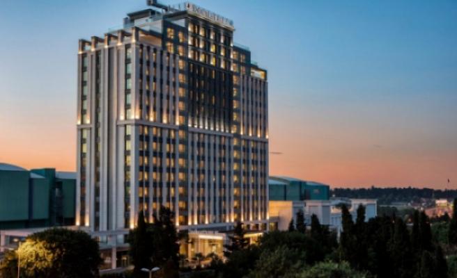 DoubleTree by Hilton İstanbul Topkapı Rose Spa Reklam Görseli