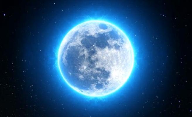 31 Ekim'de nadir görülen 'mavi dolunay' gerçekleşecek