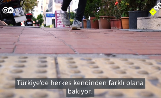 #3AralıkDünyaEngellilerGünü: Türkiye'de Engelli Olmak Nasıl Bir Şey?