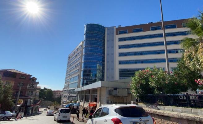 400 yataklı hastane inşaatında sona gelindi