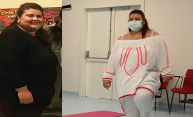 6 ayda 30 kilogram vererek ailesinin takdirini topladı