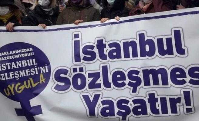 77 İlin Barosundan Açıklama: 'İstanbul Sözleşmesi Yürürlüktedir'