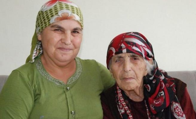 95 yaşında corona virüsünü yendi