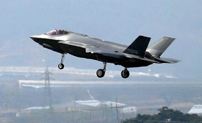 ABD 6,5 milyar dolar değerinde 32 adet F-35 sattı