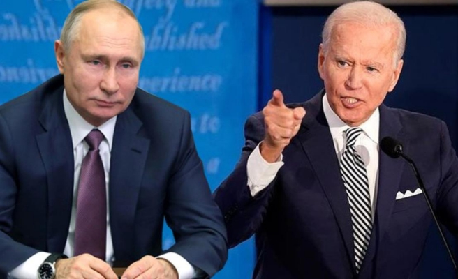 ABD Başkanı Biden'dan savaş çıkartacak sözler: Putin bir katil, Moskova bedel ödeyecek