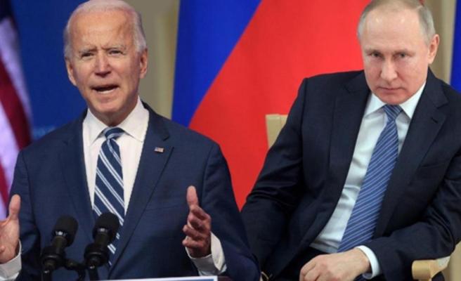 ABD Başkanı Biden, Putin'in çevrim içi görüşme talebini reddetti