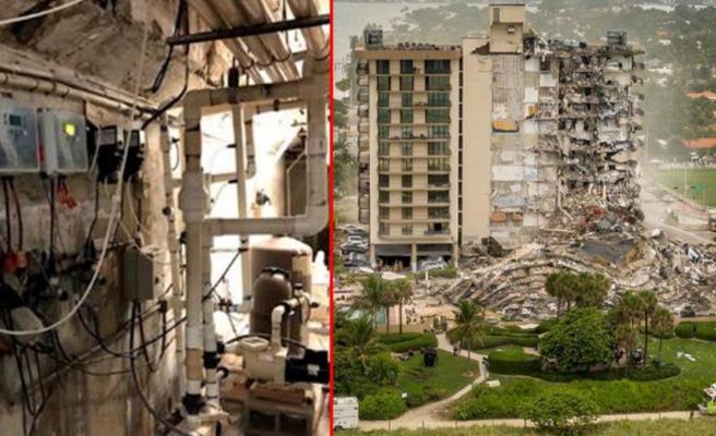 ABD'deki facia göz göre göre gelmiş! Çöken 12 katlı binanın çatlaklarını 36 saat önce fotoğraflayıp yetkililere bildirmiş