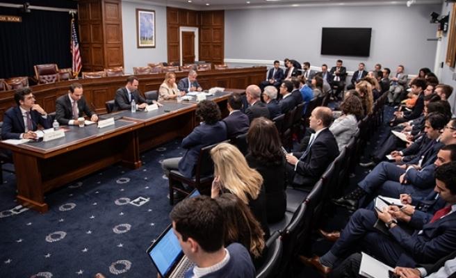 ABD Kongresi'ndeki panele damga vuran 'Türkiye' çıkışı