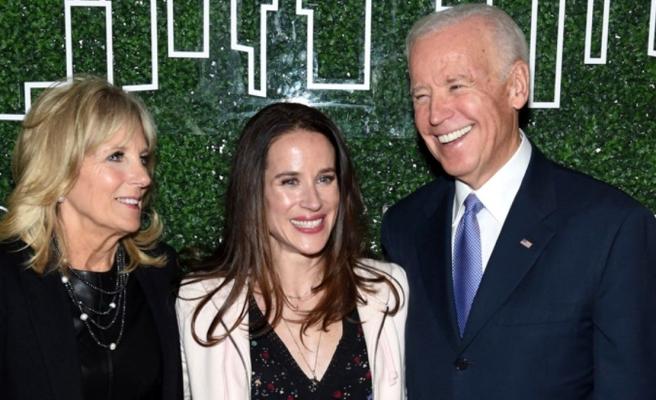 ABD'nin yeni başkanı Biden'ın kızı Ashley Biden, yıllar önce uyuşturucu skandalıyla gündeme gelmiş