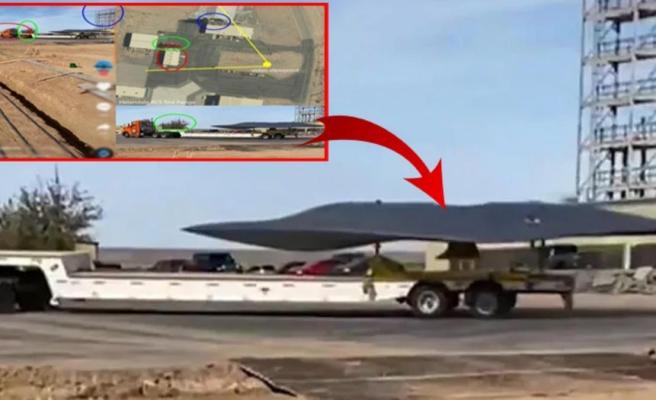 ABD'nin yeni silahı deşifre oldu! Ordu için gizli çalışmaların yapıldığı tesiste çekilen fotoğraf ortalığı karıştırdı