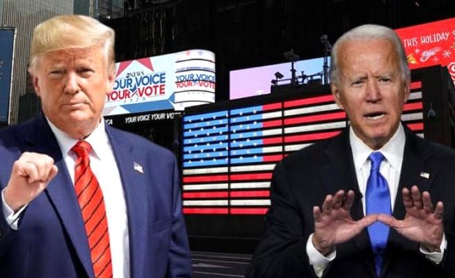 ABD seçimlerinde son düzlüğe girildi! Georgia'da farkı kapatan Biden, Trump'ın önüne geçti