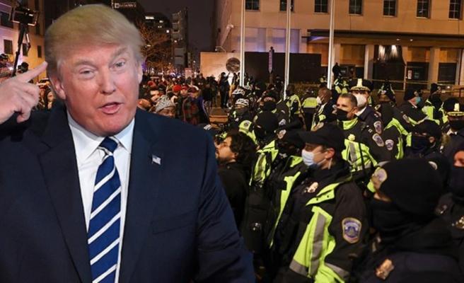 ABD'yi kaosa sürükleyen Trump'a büyük şok! Cumhuriyetçi ve Demokratlar azil talebinde birleşti