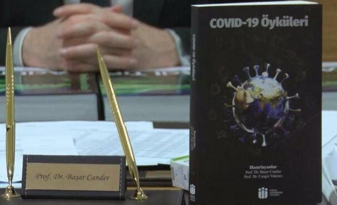 Acil tıp uzmanlarından 'Covid-19 Öyküleri'