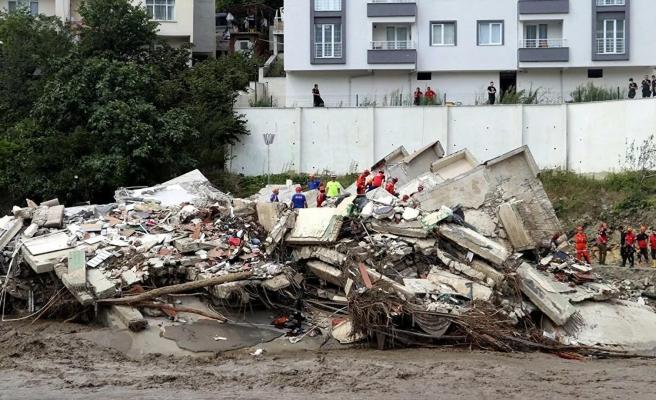 AFAD, Sel Felaketinde Can Kaybının 40'a Yükseldiğini Açıkladı