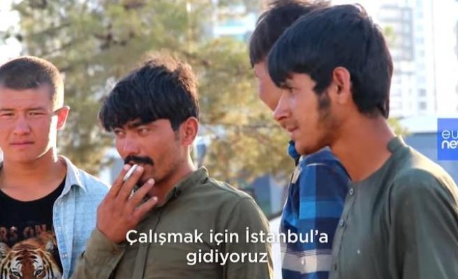 Afganistan'dan Türkiye'ye Kaçan Mülteciler: Her Yerde Taliban Var