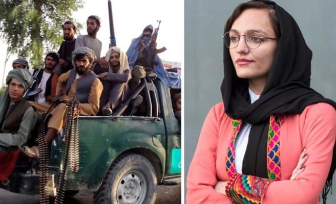 Afganistan'ın ilk kadın belediye başkanı: Beni öldürecekler, oturdum ve gelmelerini bekliyorum