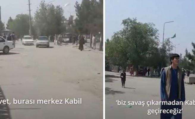 Afganistan Yönetimi Taliban'ın Eline Geçti: Taliban'dan Önceki Son Afganistan Görüntüleri...