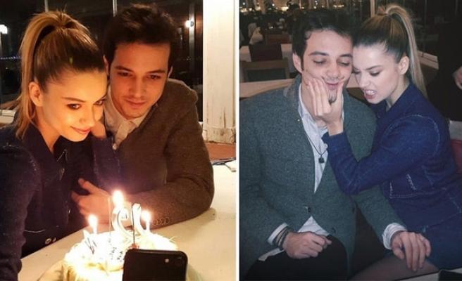 Afra Saraçoğlu 22 yaşına bastı